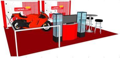 myNEWS.com Booth Proposal