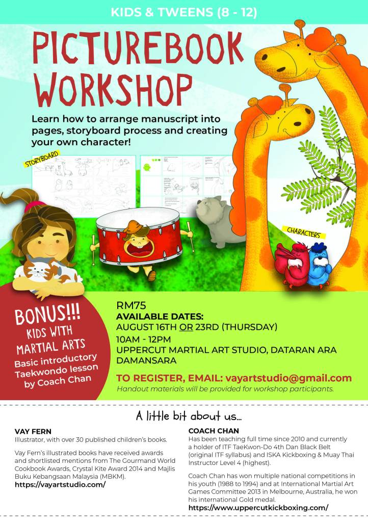 POSM_Kids and Tweens_Workshop